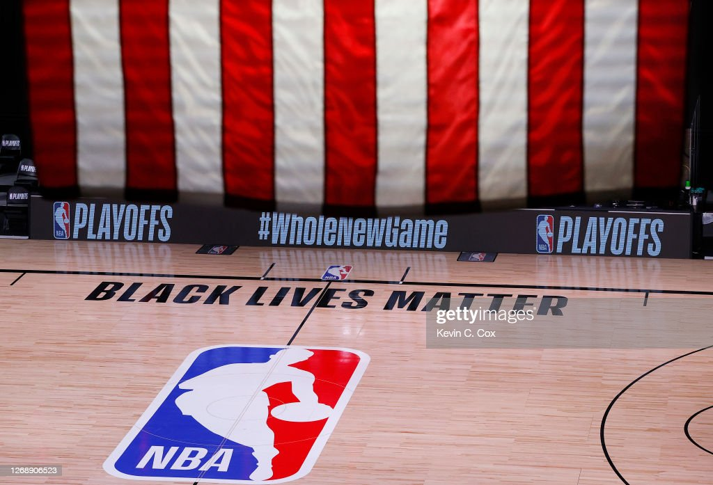 Orlando Magic v Milwaukee Bucks - Game Five : News Photo