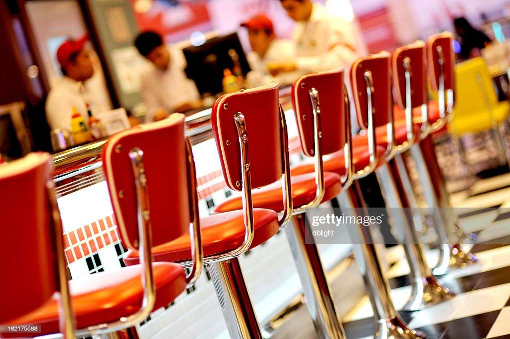 Leere restaurant : Stock-Foto