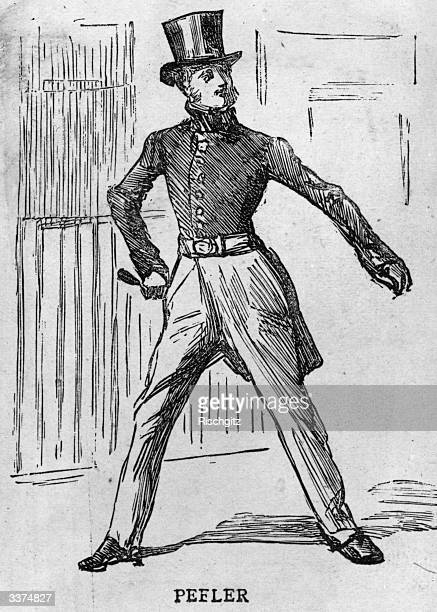 policing robert peel Rethinking peel's principle #5: the case for discretion in modern policing 2 for police executives, this balancing act between absolute impartiality and the thoughtful.