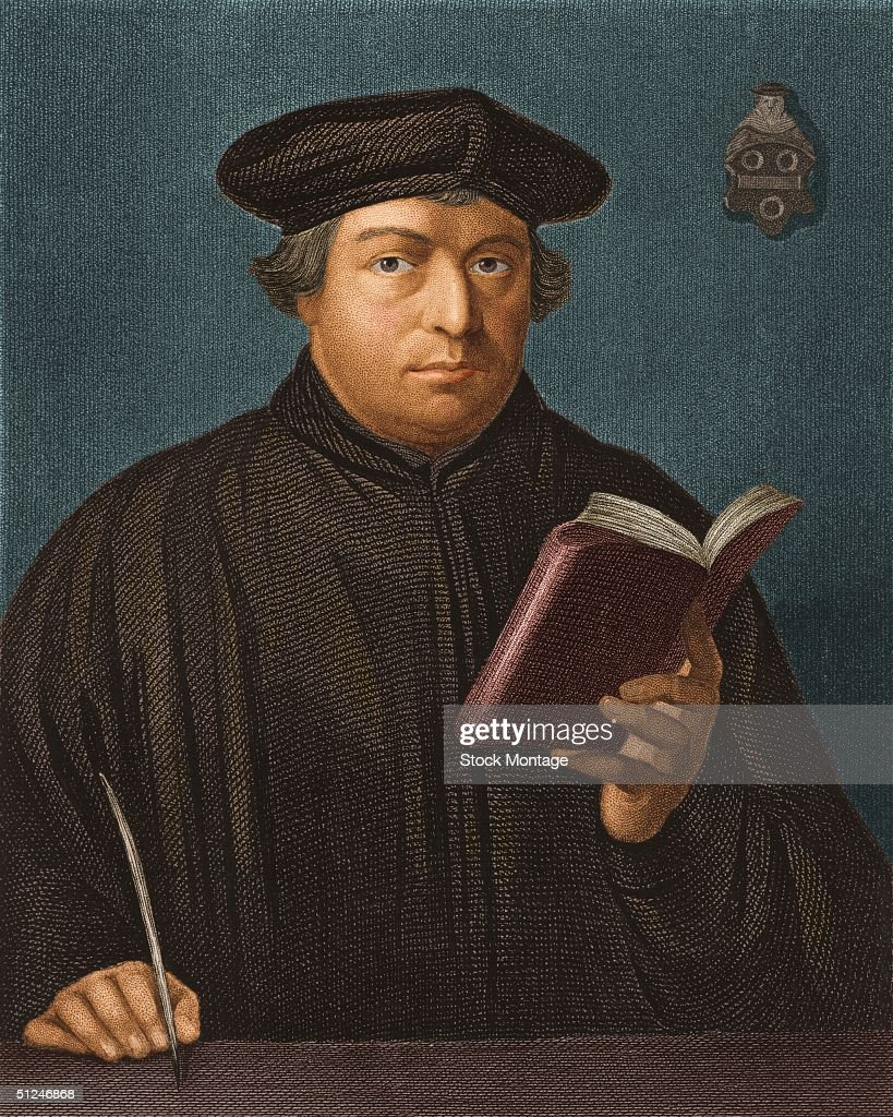 Martin Luther : News Photo