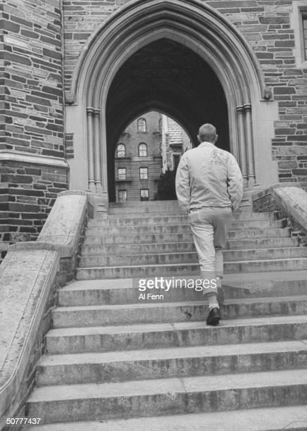 An entrance to Princeton University