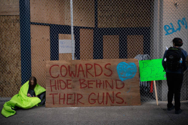 WA: Protests In Seattle Continue As City Council Considers Defunding Police