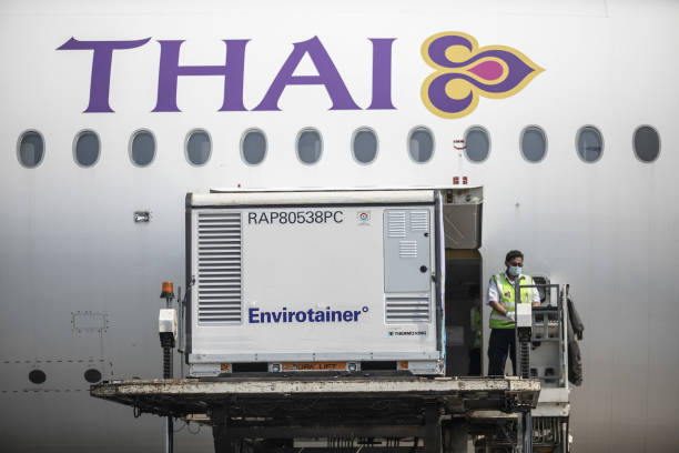THA: Thailand PM Prayuth Takes Delivery of First Vaccine Shipment as State of Emergency Extended