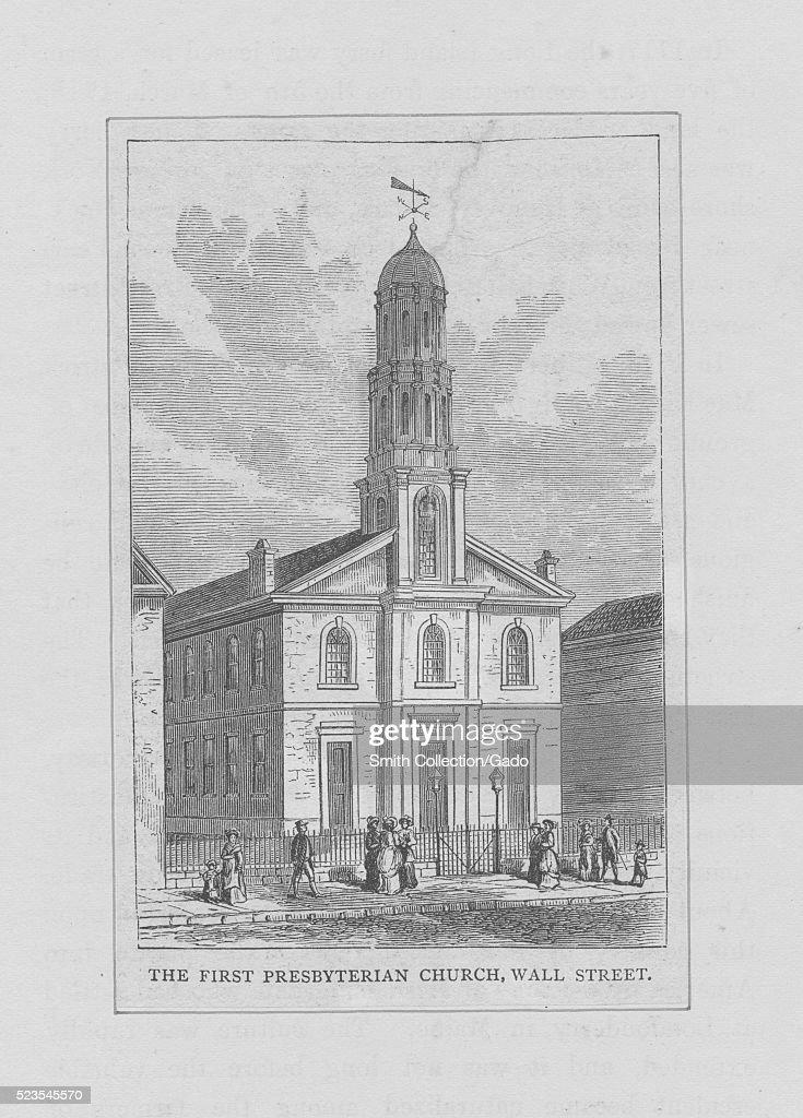 First Presbyterian Church : News Photo