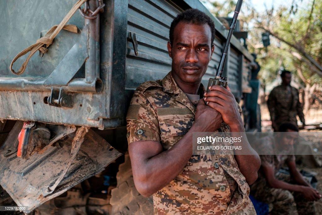 ETHIOPIA-TIGRAY-CONFLICT-UNREST : Photo d'actualité