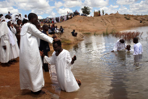 Evangelical Churches Swell As Zimbabweans Turn To Faith