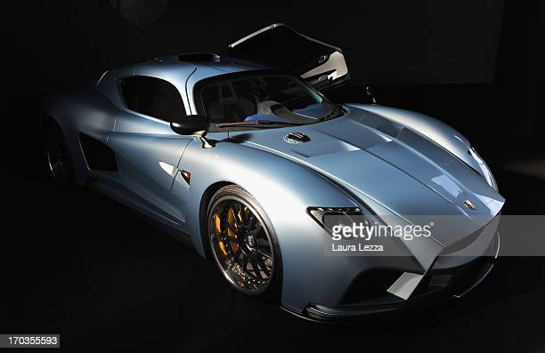 Mazzanti Automobili Stock Photos And Pictures Getty Images
