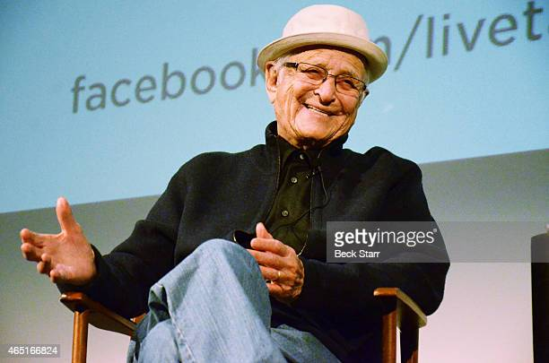 """An evening with TV producer/screenwriter Norman Lear in conversation with Jane Lynch about his life, career and new book """"Even This I Get To..."""