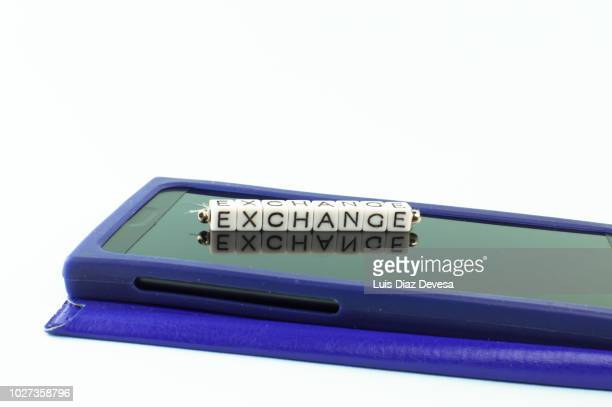 An exchange is a marketplace in which securities and  financial instruments are traded.