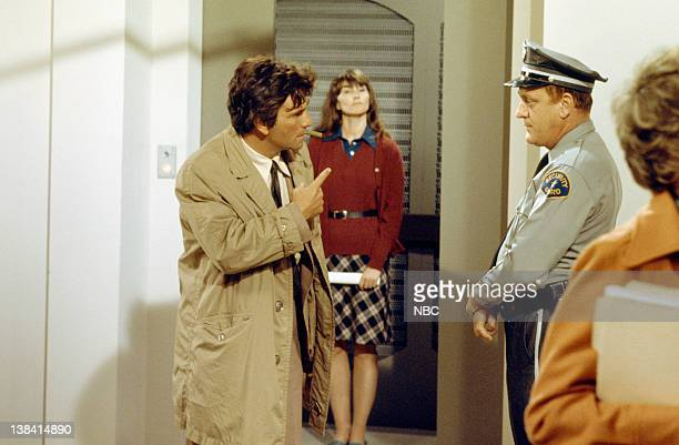 COLUMBO An Exercise in Fatality Episode 1 Aired 9/15/74 Pictured Peter Falk as Lieutenant Columbo uknowns