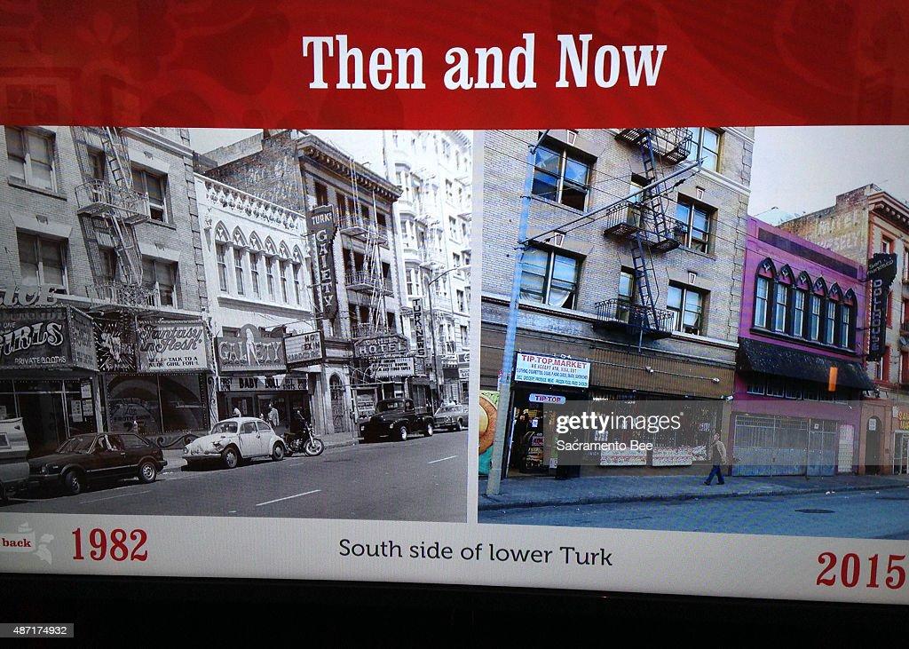 S.F.âs Tenderloin Museum presents neighborhood in perspective : News Photo