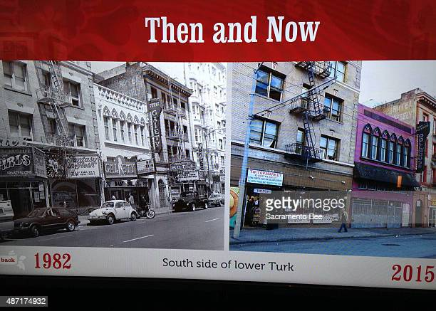 An exhibit at San Francisco's Tenderloin Museum documents changes in the neighborhood