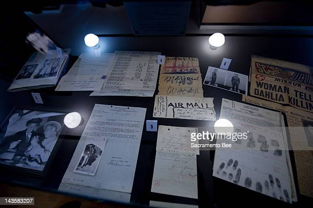 An exhibition about the 1947 murder of Elizabeth Short is now part of the museum tour Never before seen portions of the official LAPD investigation...