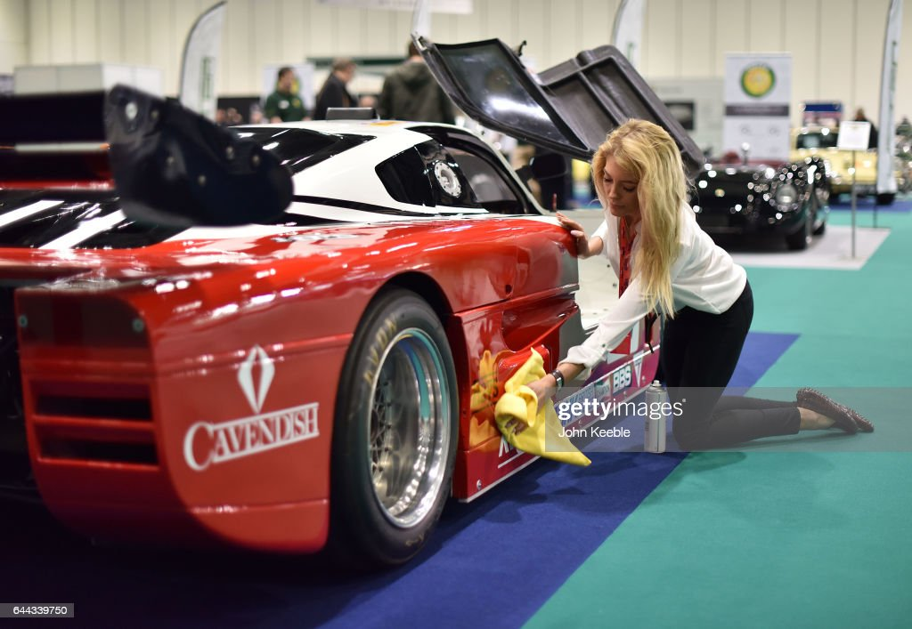 The London Classic Car Show Photos And Images Getty Images