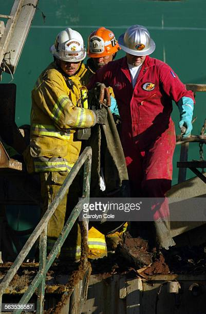 An explosion at a gas well in Castaic Lake area left one man dead one injuried and one missing but assumed dead Experts from Texas assess how the...