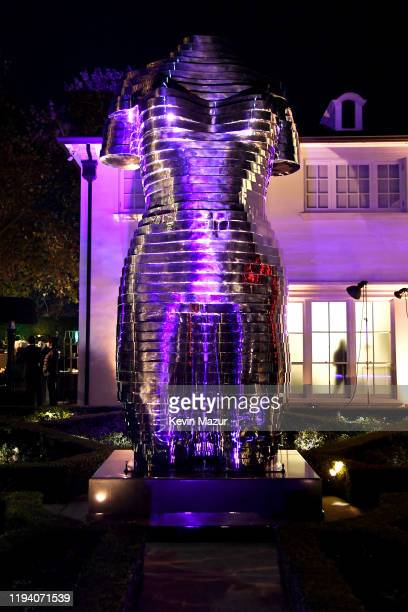 An exterior view at Sean Combs 50th Birthday Bash presented by Ciroc Vodka on December 14 2019 in Los Angeles California