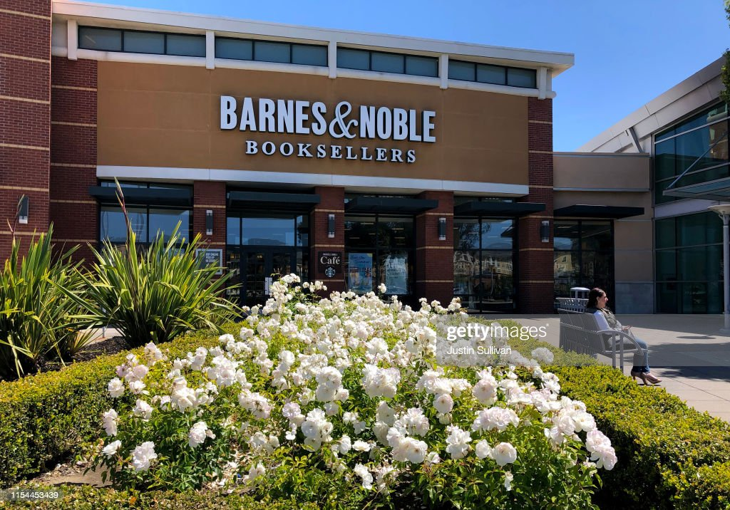 Barnes And Noble To Acquired By Elliott Management, Owner Of U.K. Bookstore Chain Waterstones : News Photo