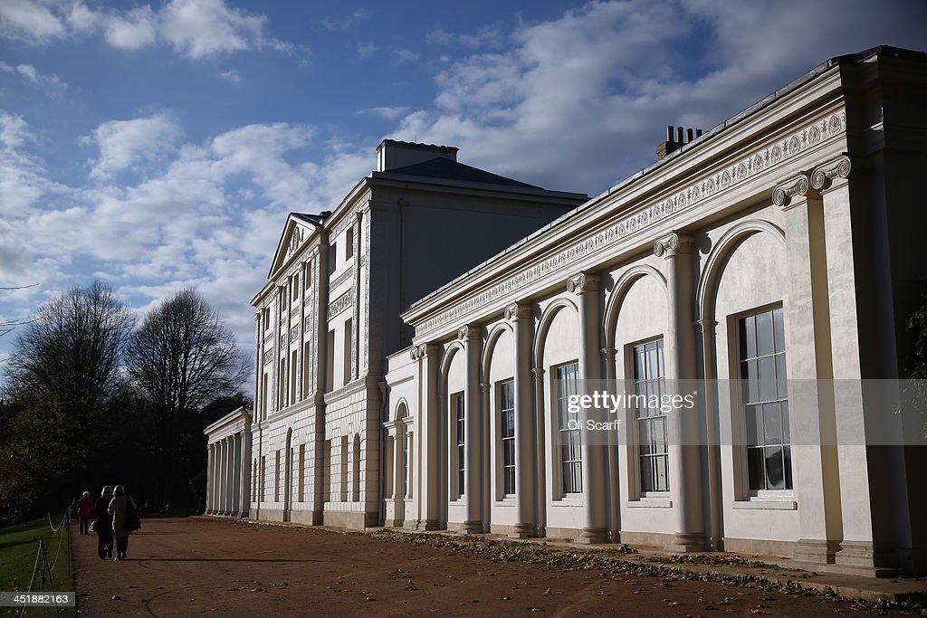 Kenwood House Reveals Multi-Million Pound Renovations : News Photo