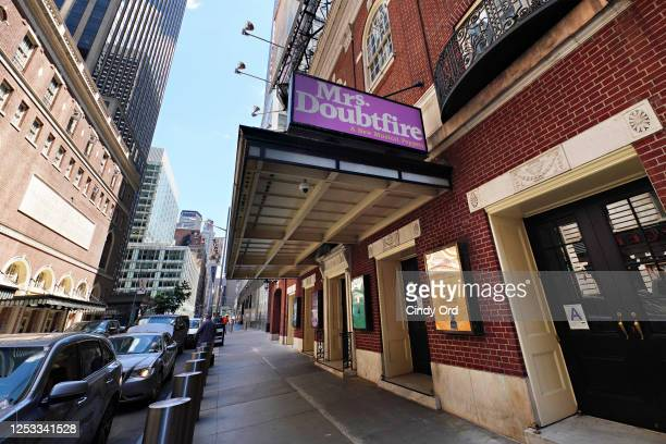 4 094 Stephen Sondheim Theatre Photos And Premium High Res Pictures Getty Images