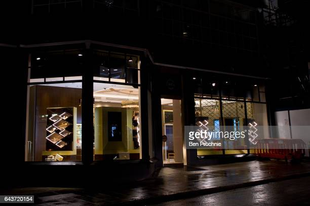 An exterior view of Sharps Pixley Bullion Brokers on December 15 2015 in London England The brand established in 1778 is owned by the German based...
