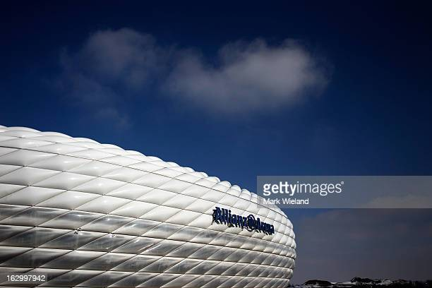 Allianz Arena Exterior Stock Photos and Pictures | Getty Images