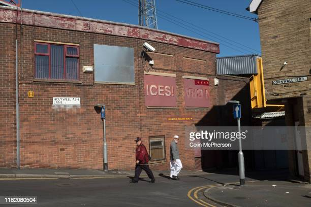 An exterior view of the ground before Bradford City played Carlisle United in a Skybet League 2 fixture at Valley Parade. The home team were looking...