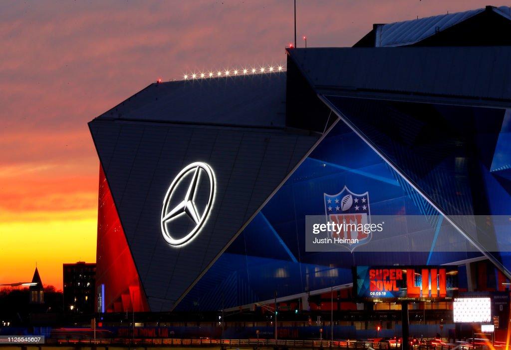 Super Bowl LIII - Previews : News Photo
