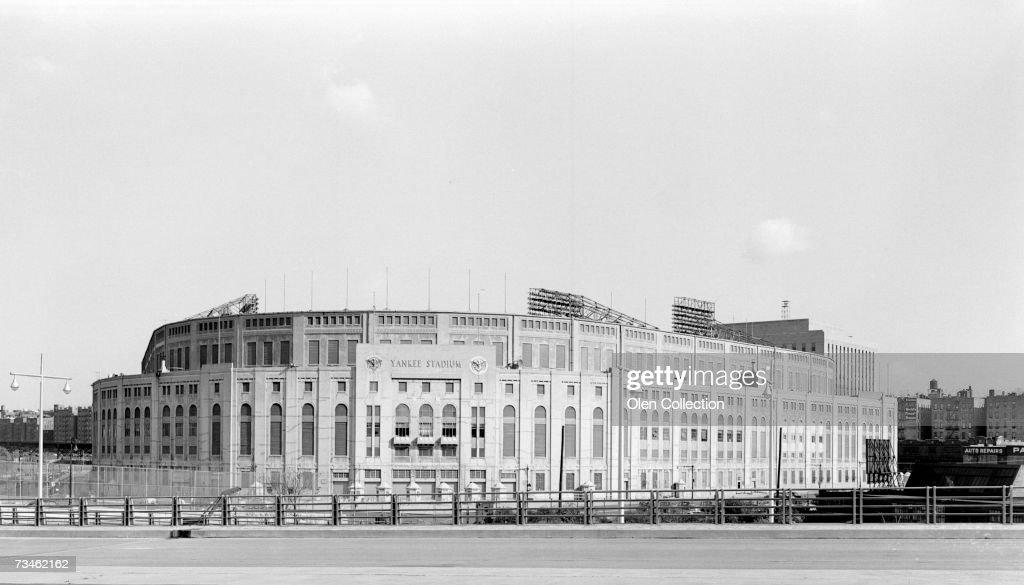 Yankee Stadium : News Photo