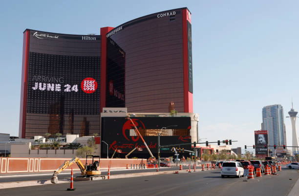 NV: First New Resort On Las Vegas Strip In A Decade Opens For Business