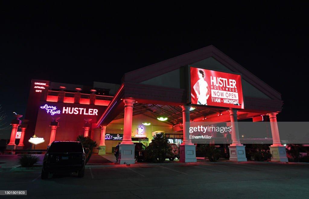 Remembering Hustler Founder And American Publisher Larry Flynt : News Photo