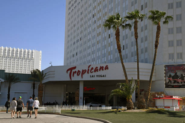 NV: Bally's Corp. Inc. To Acquire The Tropicana Las Vegas For More Than $300 Million
