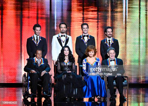 An extraordinary group of renowned artists gather in Washington DC to salute this year's honorees at THE 41st ANNUAL KENNEDY CENTER HONORS to be...