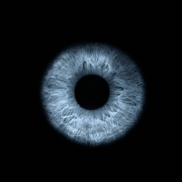 An Eye, Close-up Wall Art