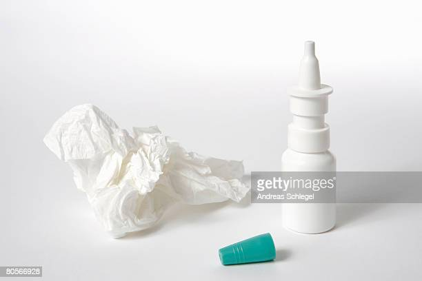 an eyedropper and tissue - handkerchief stock pictures, royalty-free photos & images