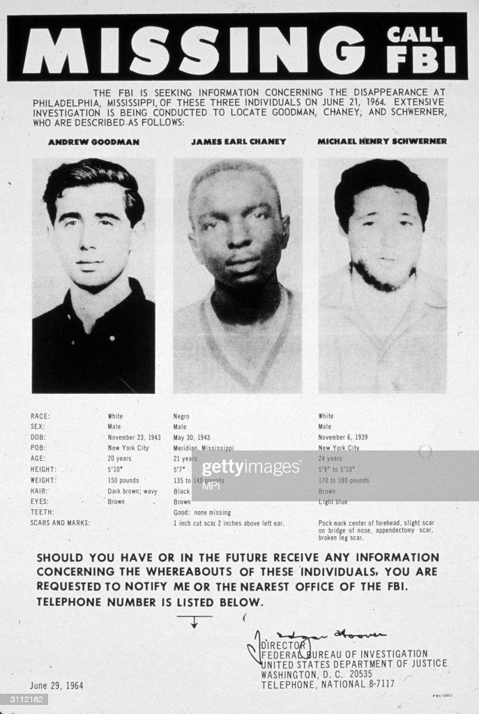 Civil Rights Activists : News Photo