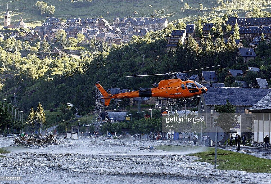 SPAIN-FLOODS : News Photo