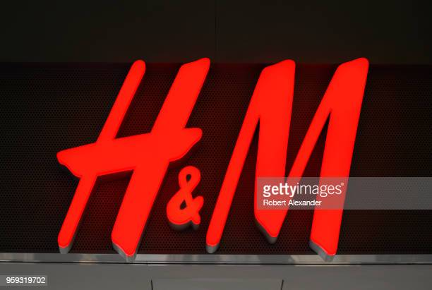 An HM store in Union Station in Washington DC