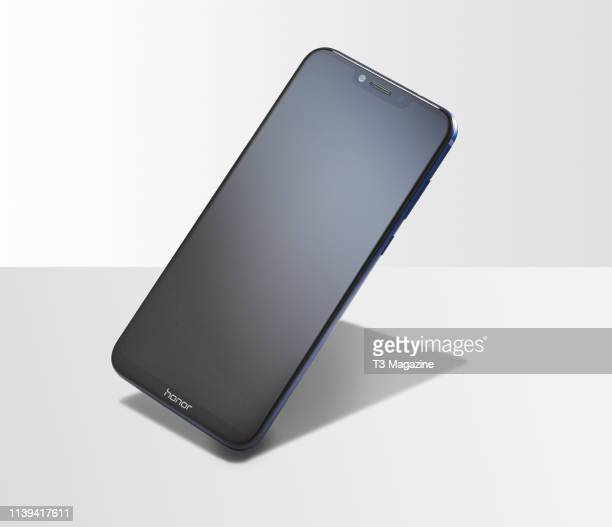 An Honor Play smartphone, taken on September 28, 2018.