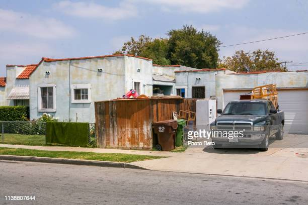 usa/mexico - mexicans in usa - compton california stock pictures, royalty-free photos & images