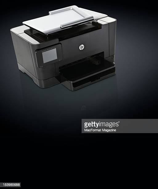 An HP TopShot LaserJet Pro M275 printer March 24 2012