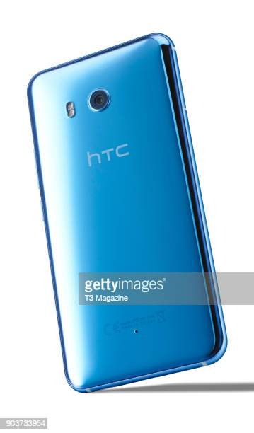 An HTC U11 smartphone taken on June 7 2017