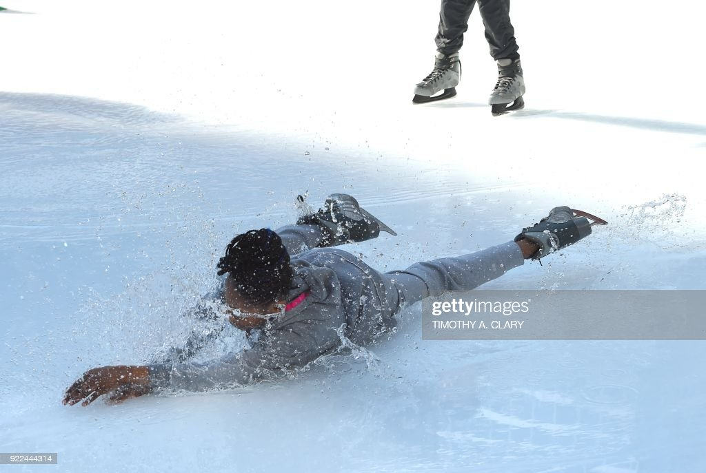 US-WEATHER-NEW YORK CITY : News Photo