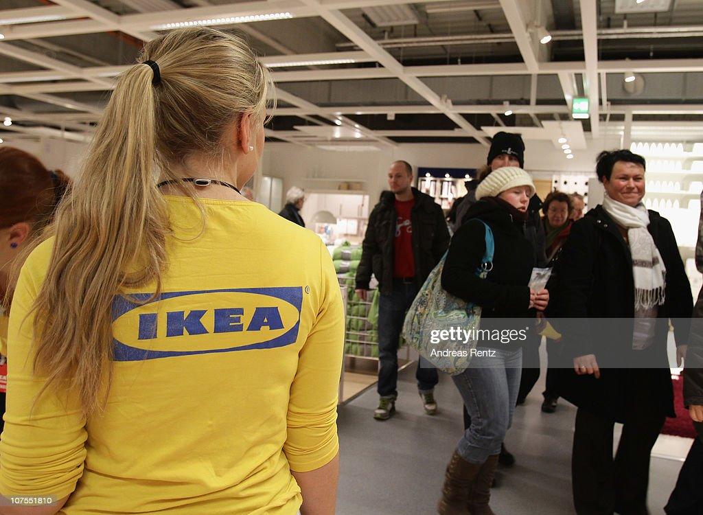 Ikea Opens New Store In Berlin : News Photo