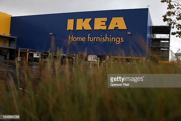 An Ikea store is viewed on October 1 2010 in the Brooklyn borough of New York City Ikea a Swedish furniture and household goods company has announced...