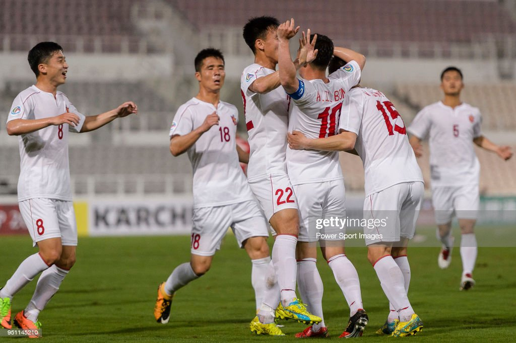 Benfica Macau v 4.25 SC - AFC Cup Group I