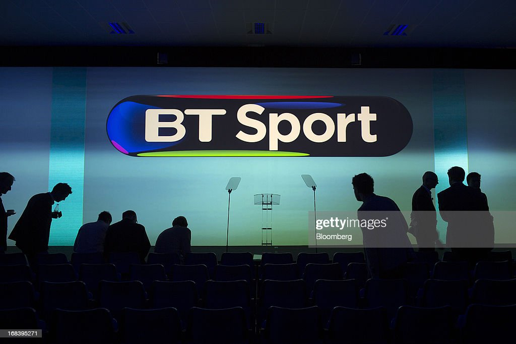 BT Group Plc Launch BT Sport TV Channels : News Photo
