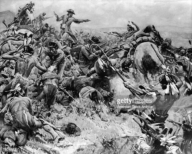 Back - Custer Battlefield
