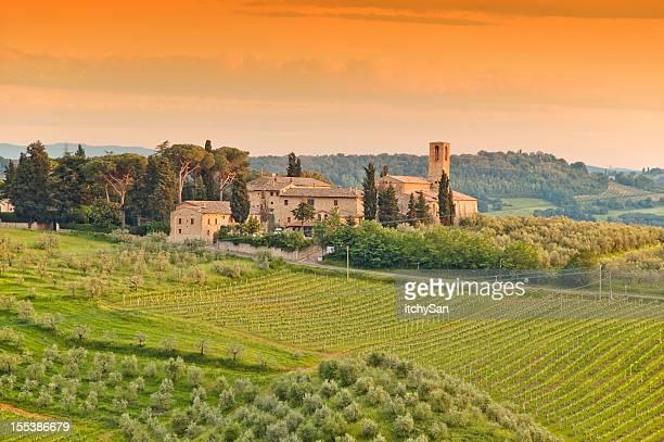 Farm im Tuscany
