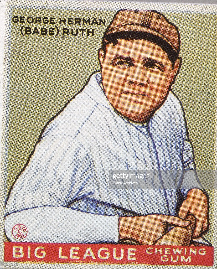 a biography of george herman ruth an american baseball player Babe ruth was an american honored baseball player, who played for major league baseball during 22 years he has made a wonderful career, starting from boston red sox club and ending with prestigious new york yankees.