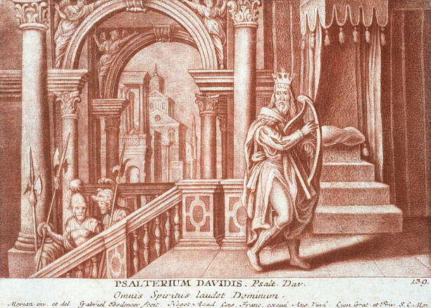 King David Sings Psalms Pictures Getty Images